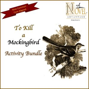 to kill a mockingbird activity bundle