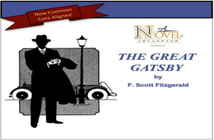 The Great Gatsby Activity Bundle | Documents and Forms | Presentations