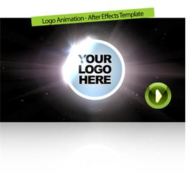 Logo Animation Template | Software | Software Templates