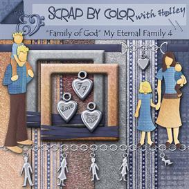 My EF4 Family of God | Other Files | Scrapbooking