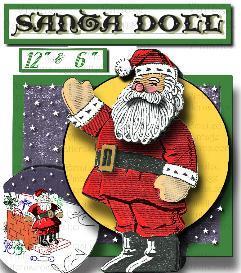 sew a vintage santa! 1940's vintage pattern