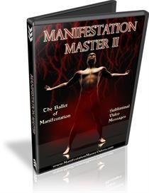 manifestation master ii 2 subliminal video messages