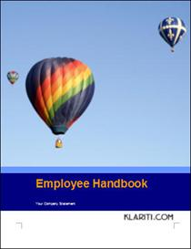 Employee Handbook Template | Software | Software Templates