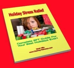 Holiday Stress Relief EFT e-Book | eBooks | Self Help