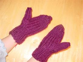 perfect fit toddler mitts