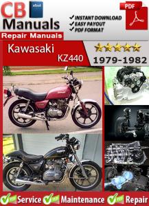 Kawasaki KZ440 1979-1982 Service Repair Manual | eBooks | Automotive