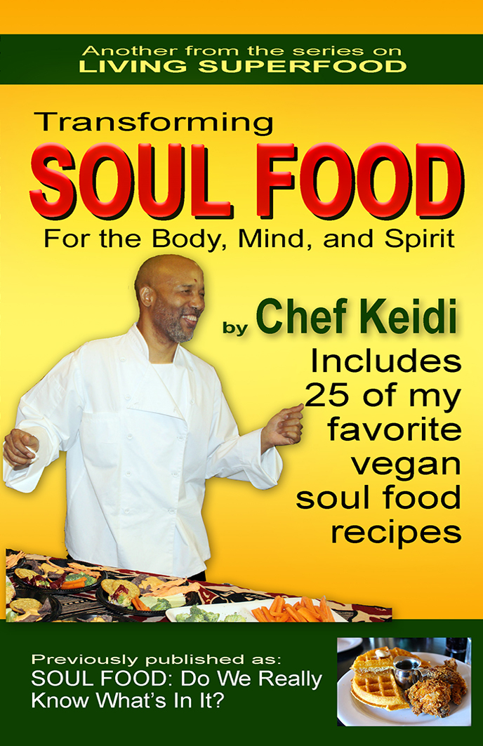 First Additional product image for - TRANSFORMING SOUL FOOD: For the Body, Mind and Spirit eBook