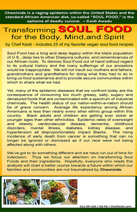 Second Additional product image for - TRANSFORMING SOUL FOOD: For the Body, Mind and Spirit eBook