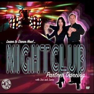 night club partner dancing