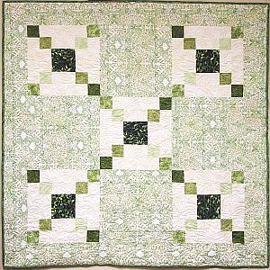 Double Irish Chain Wall Hanging | Crafting | Sewing | Other