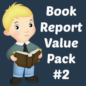 book report value pack #2