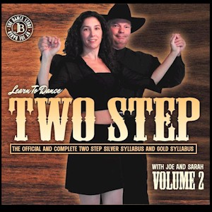 two step volume 2, silv-gold