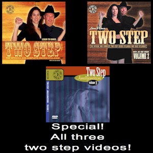 two step three video special vols1,2,3