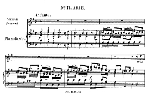 what abject thoughts a prince can have!. aria for soprano (merab). (g.f.haendel: saul, hwv 53.vocal score (g.gervinus), ed. peters  (1925)