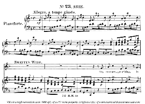 thy sentence, great king, is prudent and wise. aria for soprano (second woman). g.f.haendel: solomon, hwv 67. vocal score (g.gervinus), ed. peters, pd