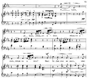 Oh Judah! Chosen seed... O Lord, whom we adore. Recitative and Aria for Alto/Countertenor. G.F.Haendel: Athalia, HWV  52. Vocal Score. Schirmer Anthology of Sacred Song: Alto. (M. Spicker). Ed. Schirmer | eBooks | Sheet Music