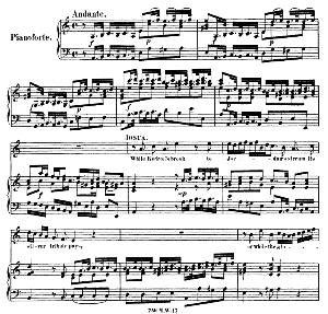 so long the memory shall last...while kedron's brook to jordan's stream. recitative and aria for tenor (joshua). g.f.haendel: joshua, hwv 64. vocal score (g.gervinus), ed. peters