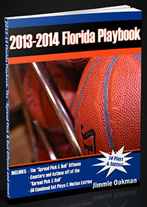 2014 florida gators playbook by jimmie oakman