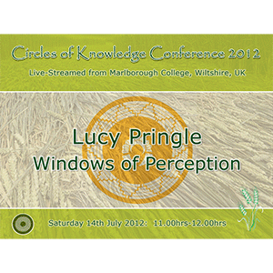 lucy pringle: windows of perception - circles of knowledge 2012