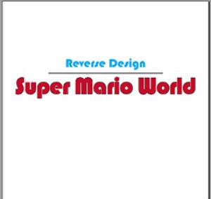 reverse design: super mario world