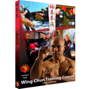 wing chun course level 2 package full support