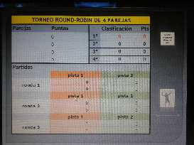 torneo round-robin 4 parejas (powerpoint)