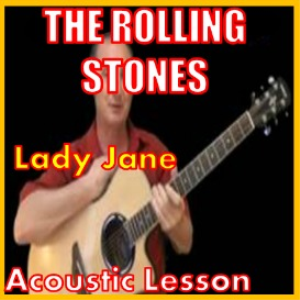 Learn to play Lady Jane by The Rolling Stones | Movies and Videos | Educational
