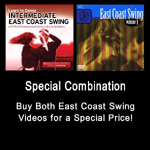 east coast swing volumes 1&2 combo package