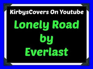 learn to play lonely road by everlast