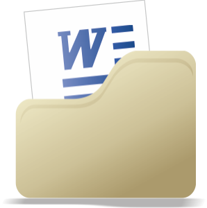 business management folder