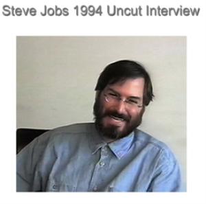 steve jobs 1994 unedited interview [spanish subititles]