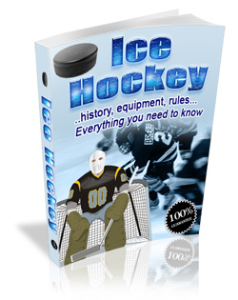 ice hockey articles, e-book & clipart images