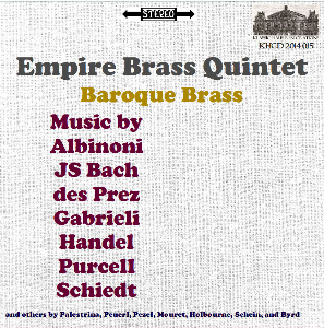 empire brass - baroque brass