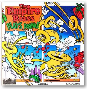 empire brass plays