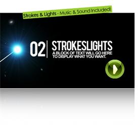 Strokes And Lights | Software | Software Templates