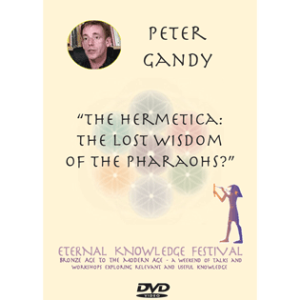the hermetica: the lost wisdom of the pharaohs - peter gandy