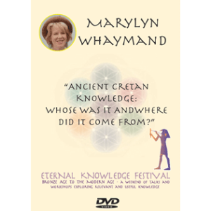 ancient cretan knowledge - marylyn whaymand