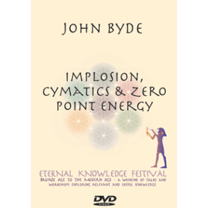 implosion, cymatics, zero point energy and the work of victor schauberger - john byde