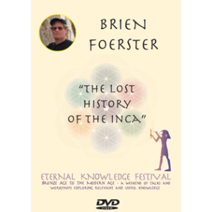 the lost history of the inca - brien foerster