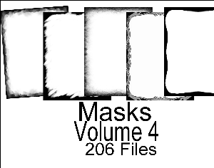paint shop pro masks vol 4