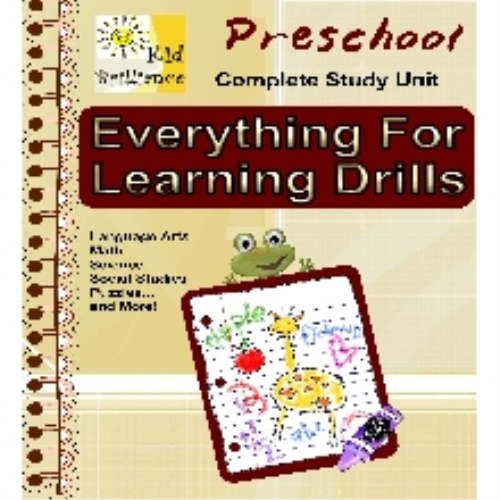Second Additional product image for - Preschool play and learning drills collection