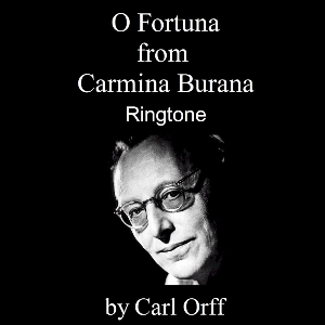 orff: o fortuna from carmina burana ringtone