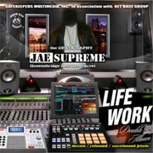 life work (disc 1 only)