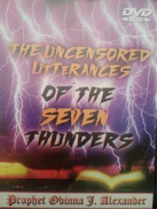 the uncensored utterance of the 7 thunders