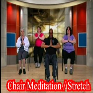 senior meditation & stretch
