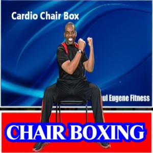 chair boxing workout