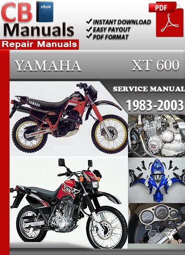 yamaha xt 600 1983 2003 service repair manual ebooks automotive rh store payloadz com yamaha xt 600 tenere service manual 1986 yamaha xt 600 service manual