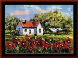 Wash Day - SuzyPal cross stitch pattern by Cross Stitch Collectibles | Crafting | Cross-Stitch | Wall Hangings