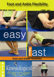 foot and ankle flexibility