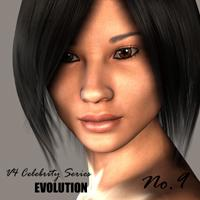 v4 celebrity series evolution no.9